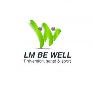 LmBeWell Logo